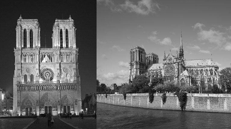 – NOTRE DAME DE PARIS –