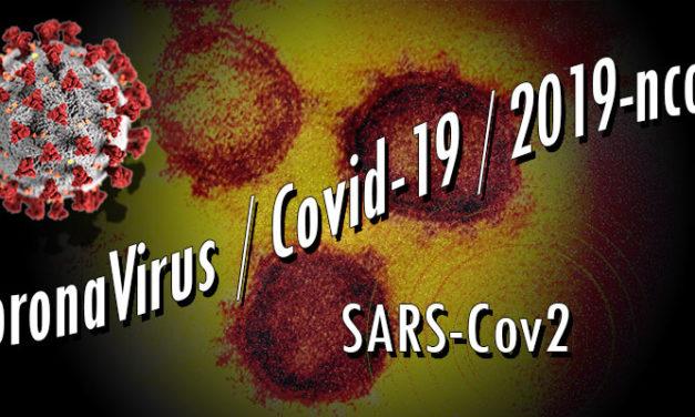 Actus / Informations / Analyses / Suivi de crise CoronaVirus / Covid-19 / 2019-ncoV – Mise à jour le 18/09/2020 | 20:00
